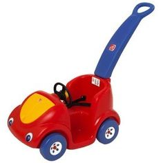 Step2 Push Around Buggy (Red), (ride-on, push car, baby, step 2, ride on, push toy, one year old, automotive, buggy, toddler toys)