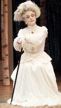 Angela Lansbury as Madame Armfeldt in A Little Night Music