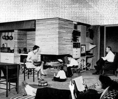 Family Living, 1950s
