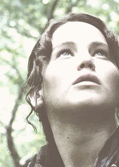 Day 1- Favorite character- Katniss obviously.  Not only is she the main character who is really strong and protects her family.  But I love her because she won't even acknowledge she's the mockingjay.  She doesn't realize how important she is.