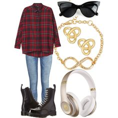 """""""Outfit 5"""" by wynonaryan on Polyvore"""