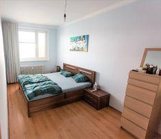 #продажанедвижимости #всловакии #братислава #квартиры Адрес: 851 03 Bratislava, Petržalka, Mlynarovičova. Двухкомнатная квартира на продажу, ул. Млинаровичова (Mlynarovičova), район Петржалка (Petržalka), Братислава, Словакия. Квартира площадью 54,46 м2 + 3 м2 лоджия + 1 м2 кладовая, панель, этаж 11 из 14, лифт, состоит... Подробнее: Янина Зборовская; тел: +421 903 407 775; mail@realty-slovakia.ru. Bed, Furniture, Home Decor, Decoration Home, Stream Bed, Room Decor, Home Furnishings, Beds, Home Interior Design