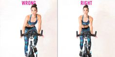 Indoor Cycling Mistakes - 20 Ways You're Spinning Wrong Cycling Tips, Cycling Workout, Road Cycling, Bicycle Workout, Cycling Quotes, Cycling Art, Beginner Cycling, Spinning Benefits, Spin Bike Workouts