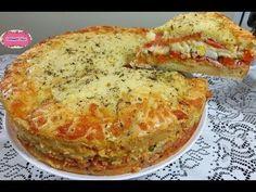 TORTA PORTUGUESA DA VOVÓ com CozinhandoComNane :)