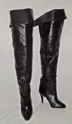 Wild Pair thigh-high boots
