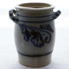Antique German Westerwald Stoneware Jar | Eron Johnson Antiques