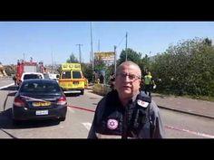 Imágenes del atentado terrorista palestino sufrido hoy. – En nombre de Israel