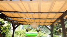 Zastínění pergoly - Žďár nad Sázavou.... Pergola, Outdoor Structures, Patio, Outdoor Decor, Home Decor, Decoration Home, Room Decor, Outdoor Pergola, Home Interior Design