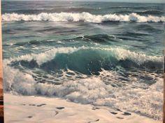 Plaja d'ocata al hivern