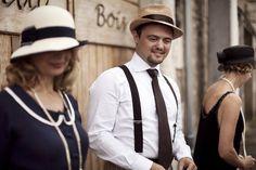 Mariage retro annees Folles - Trianon Wedding Photography - La Fiancee du Panda…