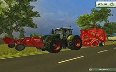 FT300 and beet harvester Combi v 1.1 per Farming simulator 2013 #farmingsimulator2013 #mod