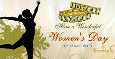 Happy Women's day...