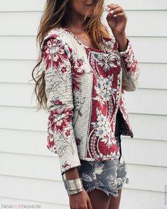 Love love love this jacket.