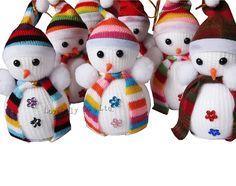 Venda quente! exclusivo Super Cute Decoração Decorações Da Árvore de Natal Boneca Boneco de neve de Natal Meias de Presente Pequeno Brinquedo das Crianças em Natal de Home & Garden no AliExpress.com   Alibaba Group