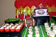 49ers Baby Shower