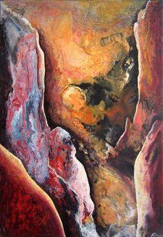 Hinter Felsen | KunstiX