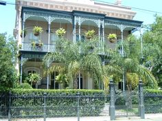 17 best Garden District Homes images on Pinterest | New orleans ...