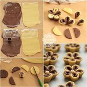 56 Gorgeous from Each Other of Homemade Pastries, Easy Food Decorations - Delicious Food Kids Pastry Recipes, Cookie Recipes, Dessert Recipes, Cupcakes, Cake Cookies, Bread Shaping, Homemade Pastries, Breakfast Plate, How To Make Cookies