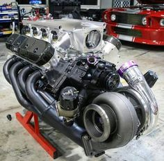 Turbo power LSX