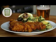 Das perfekte Wiener Schnitzel #chefkoch - YouTube