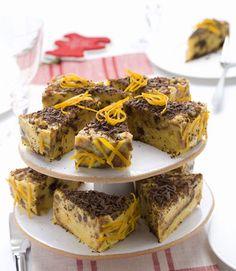 Un'idea golosa e originale, facciamo la torta bavarese con il panettone anche già affettato, è una ricetta da copiare