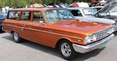 Ford Fairlane Station Wagon