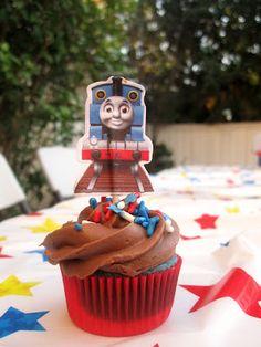 Thomas cupcake x