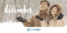 December is the month for friends, family, and smiles. Enjoy the cooler weather and time spent with loved ones.