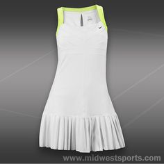 Nike Womens Tennis Dress, Nike Maria Slam Statement Dress 447107-100