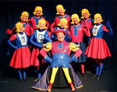 """Shrek the Musical"" opens at DMTC! Broadway Costumes, Theatre Costumes, Cool Costumes, Dance Costumes, Musical Theatre, Costume Ideas, Lord Farquaad Costume, Shrek Dreamworks, Military Jacket Outfits"