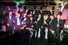 Sonny's Inc. Bigband at The Harbour Club