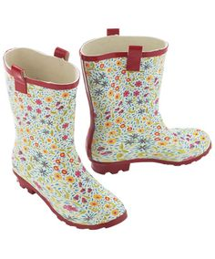 Maybe these wellies from @Joebrowns would work - good in the summer to be shorter.