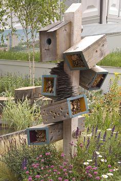 Lees meer over wat insecten kunnen doen voor jouw tuin en wat voor moois er te koop is met afbeeldingen van insecten.