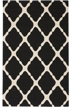 Alex Area Rug - Outdoor Rugs - Hand-hooked Rugs - Transitional Rugs - Geometric Rugs - Synthetic Rugs | HomeDecorators.com