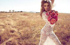 Lily Donaldson by Camilla Akrans for Monsoon Spring 2011 Campaign | Fashion Gone Rogue: The Latest in Editorials and Campaigns