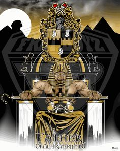 Alpha (Father Of All Fraternities) Alpha Phi Alpha, Alpha Male, Greek Brothers, Theta Tau, Black Fraternities, Masonic Art, Divine Nine, Aka Sorority, Greek Life