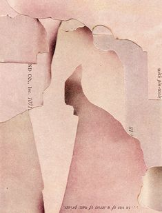 Anthony Gerace | Collage Nude Color, Pink Color, Pink Bg, Color Studies, Agnes Martin, Collages, Collage Art, Pink Palette, Helmet