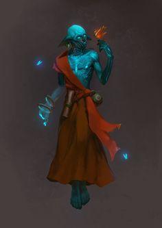 Ancient Civilizations: Lost & Found - Character Design. artstation challenge., Anastasia Nikulina on ArtStation at https://www.artstation.com/artwork/yl3AQ