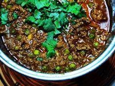Minced Beef Curry on Foodista
