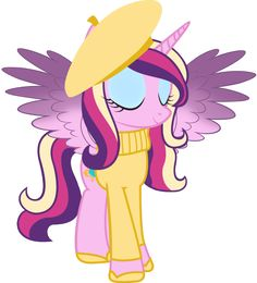 What if princess cadence went French?