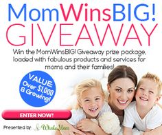 Moms Win Big Giveaway - Enter to win a prize bundle of over $1,000.00 in awesome products and gear for moms! Hey, you've got nothing to lose! http://ifreesamples.com/moms-win-big-giveaway/