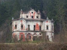 Haunted place in Italy....