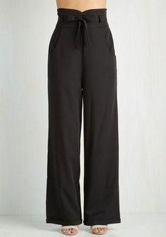1930s style women's pants. Pensive and Paper Pants $69.99 AT vintagedancer.com
