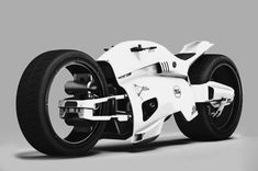 Ducati Draven Concept. Concept design motorcycles and scooters - innovation