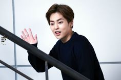 Xiumin | 150412 EXODUS Fan Sign Event at COEX