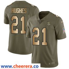 Men s Green Bay Packers Aaron Rodgers Olive with Gold 2017 Salute To Service  Stitched NFL Nike Limited Jersey fe47803c1