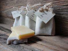 Soap Wedding Favors by Comfort & Joy Soap Co.
