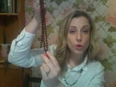 A really simplified look at what a mala or prayers beads are. This video is meant to promote continuos research and discovery and intends to remove fear from. Magic, Crystals, Fashion, Moda, La Mode, Crystals Minerals, Fasion, Crystal, Fashion Models
