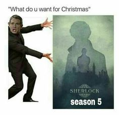 IT'S ALMOST CHRISTMAS I CAN FEEL THE CHRISTMAS SPIRIT WHERE'S SHERLOCK AND HIS VIOLIN CHRISTMAS MUSIC NOW