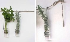 Make Your Own Twisted Wire Vase